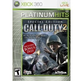 Call of Duty 2 (Platinum Hits)