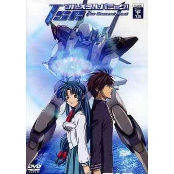 Full Metal Panic! The Second Raid Act III, Scene 12 + 13