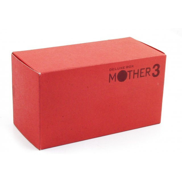 Game Boy Micro Console - Mother 3 Deluxe Box Limited Edition