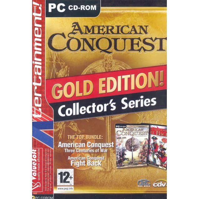 American Conquest: Gold Edition! - Collector's Series