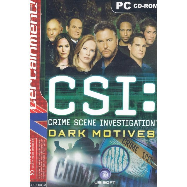 CSI: Crime Scene Investigation 2 Dark Motives