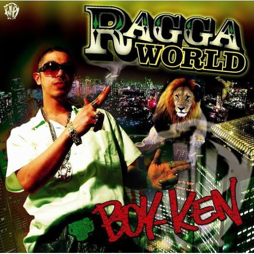 Ragga World [CD+DVD]