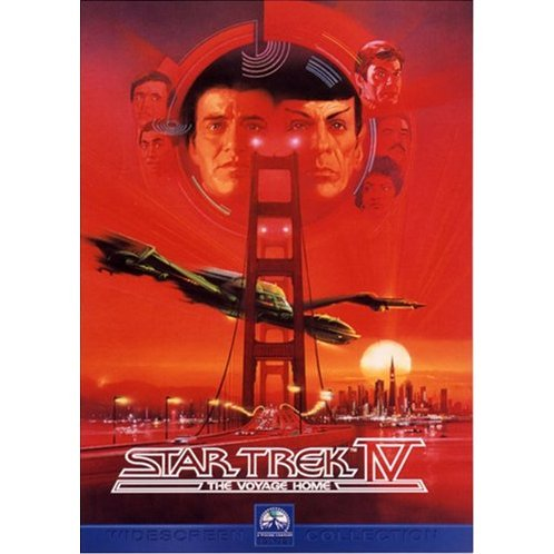 Star Trek IV: The Voyage Home [Limited Pressing]
