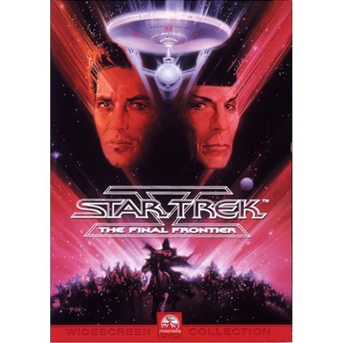 Star Trek V: The Final Frontier [Limited Pressing]