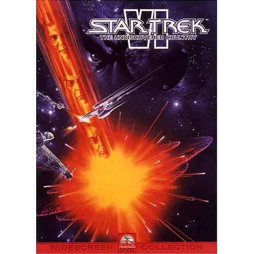 Star Trek VI: The Undiscovered Country [Limited Pressing]