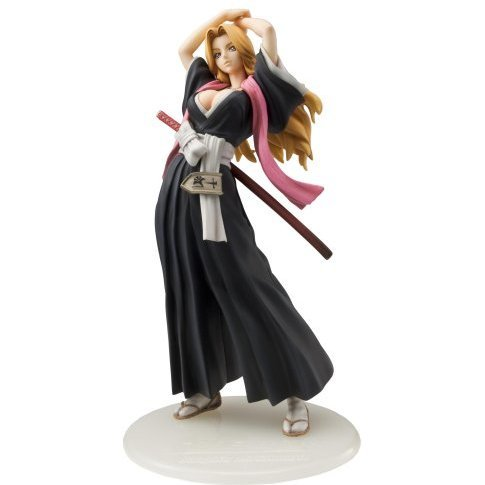 Excellent Model Bleach 1/8 Scale Pre-Painted PVC Figure: Matsumoto Rangiku (Re-run)