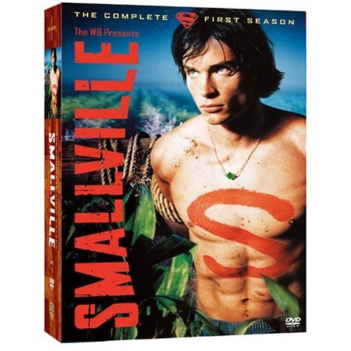 Smallville First DVD Set DVD Collector's Set 1