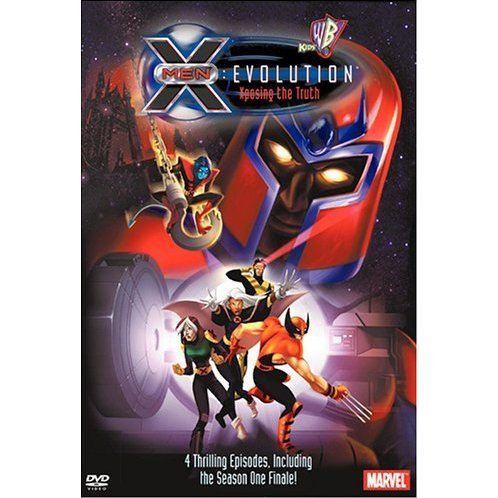 X-Men: Evolution Season1 Volume4: Xposing the Truth