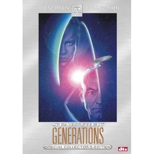 Star Trek: Generations Special Collector's Edition [Limited Low-priced Edition]