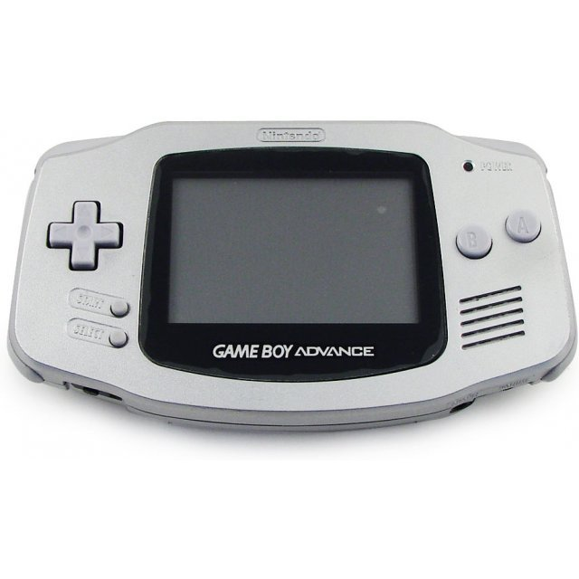 Game Boy Advance Console - Platinum