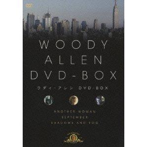Shadows And Fog + Another Woman + September DVD Box [Limited Pressing]