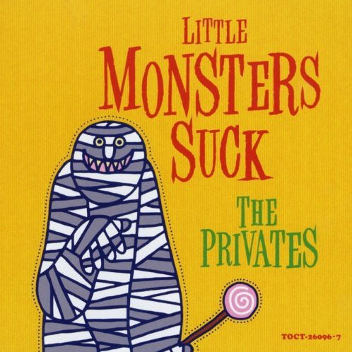 Little Monsters Suck Early Years Selection 87-94