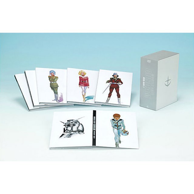 Mobile Suit Gundam DVD Box 1 [DVD+Figure Limited Edition]