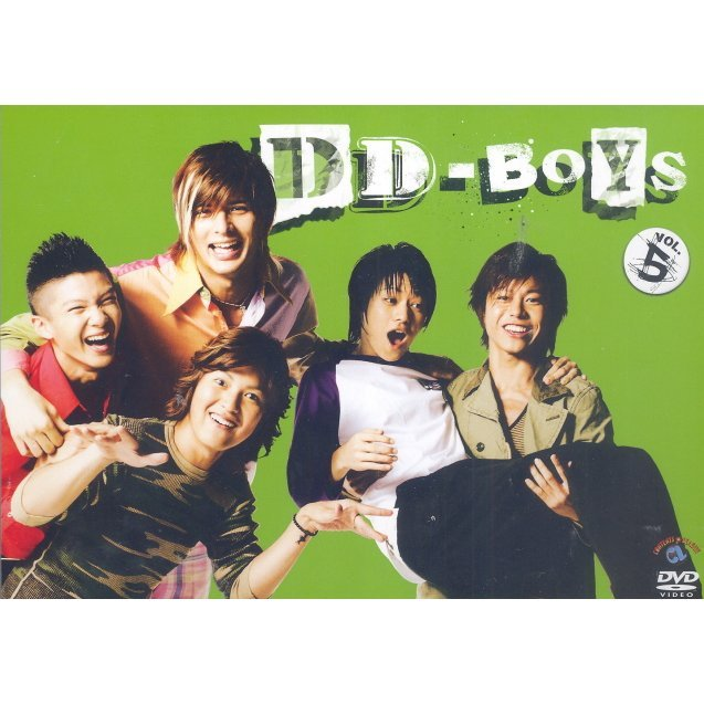 DD-Boys Vol.5