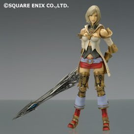 Final Fantasy XII Play Arts Action Figure - Ashe