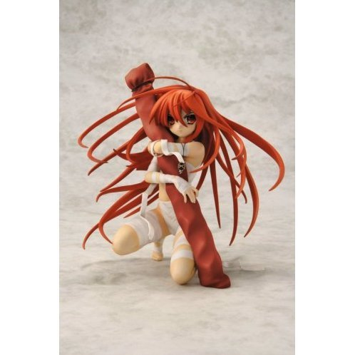 Shakugan no Shana 1/8 Scale Pre-painted PVC Figure - Shana (Contract of Fate Version)