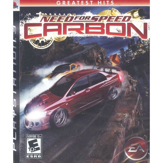 Need for Speed: Carbon (Greatest Hits)