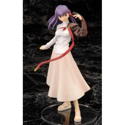 Fate/Hollow Ataraxia 1/8 Scale Pre-painted PVC Figure - Matou Sakura (Battle Dress Version)