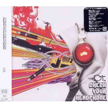 Check Your Headphone [CD+DVD]