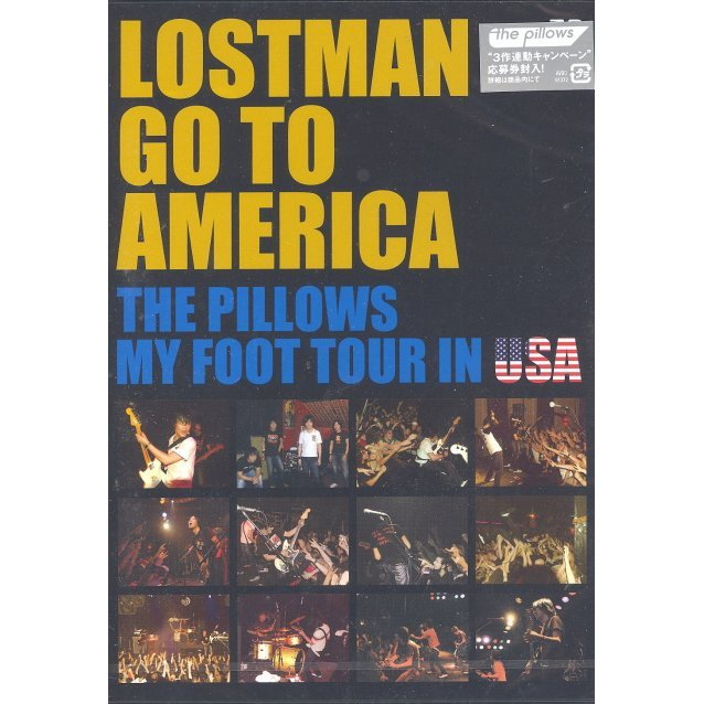 Lostman Go To America -The Pillows My Foot Tour In Usa-
