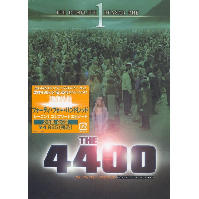 THE 4400 - Forty Four Hundred Season 1 Complete Episode