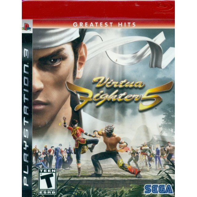 Virtua Fighter 5 (Greatest Hits)