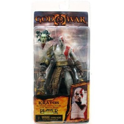 God of War Action Figure: Kratos Golden Fleece