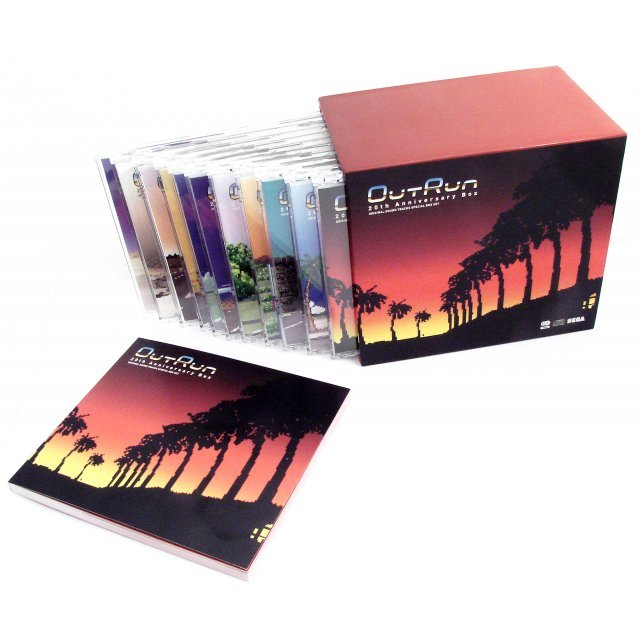 OutRun 20th Anniversary Original Sound Tracks Special Box Set