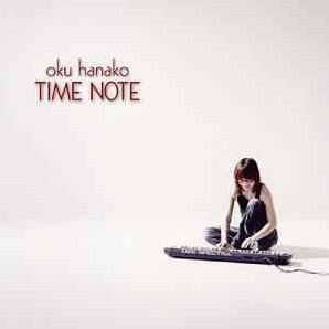 Time Note [CD+DVD Limited Edition]