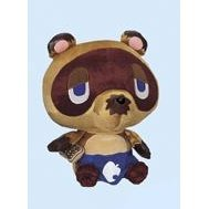 Animal Crossing 10'' Super DX Plush Doll: Tanukichi (Tom Nook)