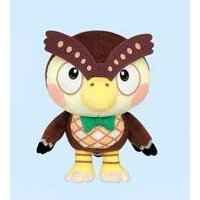 Animal Crossing 7'' Plush Doll Collection 2: Hooter (Blathers)