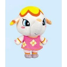Animal Crossing 7'' Plush Doll Collection 2: Sally