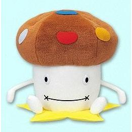 Docomodake Plush Doll: Model B