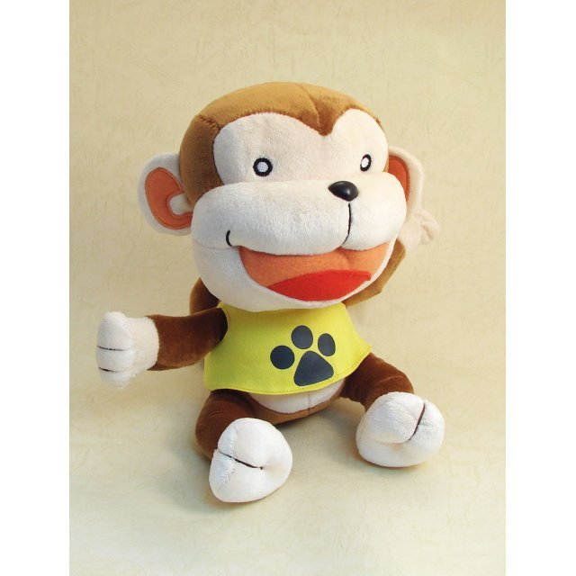Animal Crossing Plush Doll - Saruo