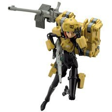 Busou Shinki Pre-Painted PVC Figure: MMS Type Cannon - Fort Bragg