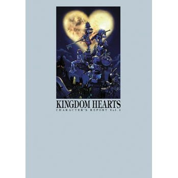 Kingdom Hearts: Character's Report Vol.1