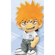 Bleach School Uniform Plush Doll Part 4: Ichigo Kurosaki