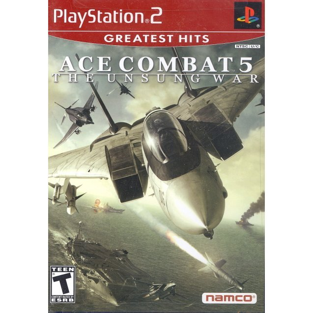 Ace Combat 5: The Unsung War (Greatest Hits)