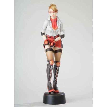 FineScenery Rumble Roses Pre-Painted PVC Figure: Ms.Spencer