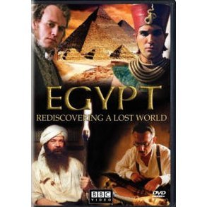 Egypt: Rediscovering A Lost World [2-Discs Edition]