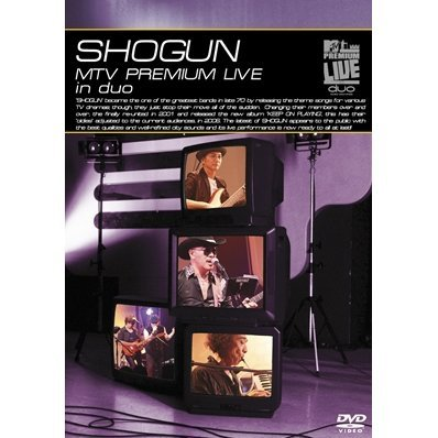 Shogun Mtv Premium Live In Duo