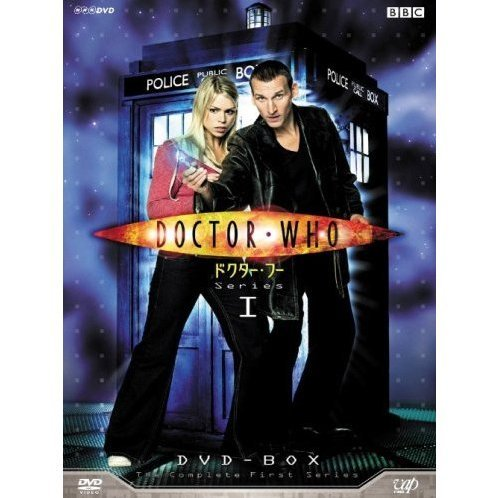 Doctor Who Series 1 DVD Box