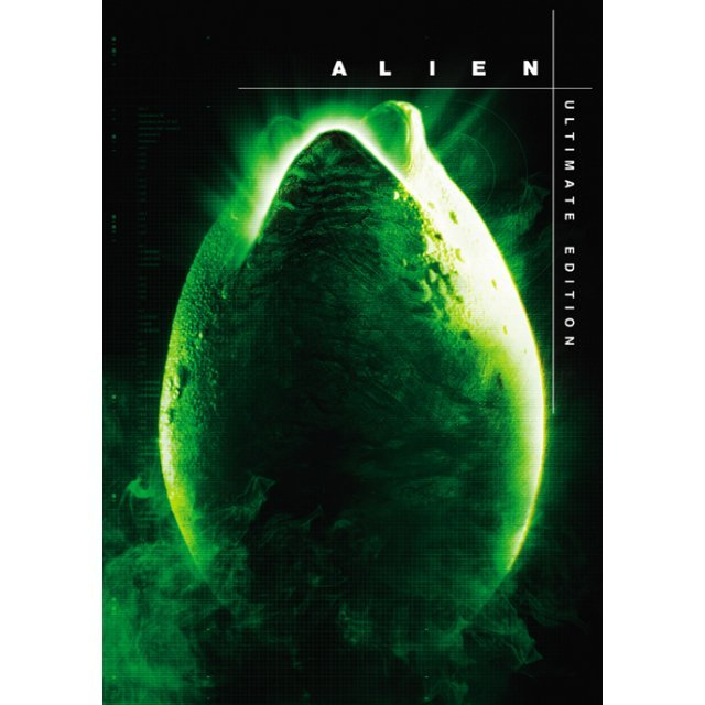 Alien Director's Cut New Ultimate Edition [Limited Edition]