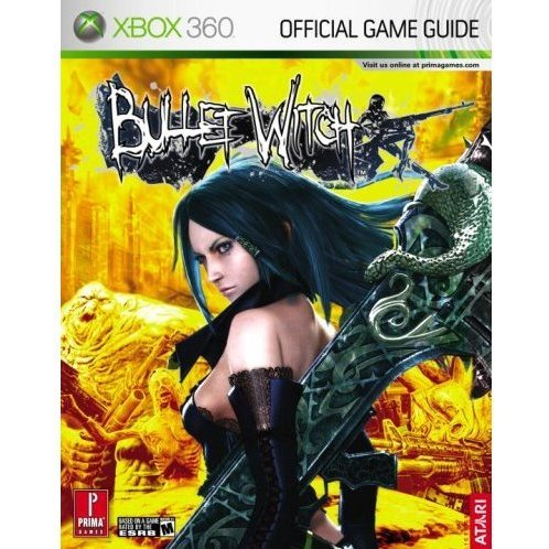 Bullet Witch Prima Official Game Guide