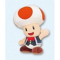 New Super Mario Bros. Plush Doll Vol. 2: Toad (5 Inch)