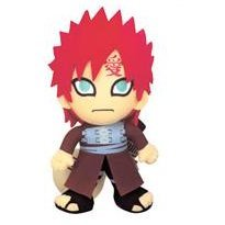 Naruto Strong Wind Transmission Plush Doll - Model C: Gaara