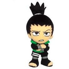 Naruto Strong Wind Transmission Plush Doll - Model E: Shikamaru