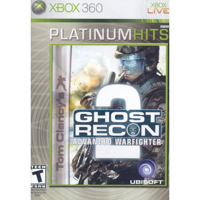 Tom Clancy's Ghost Recon Advanced Warfighter 2 (Platinum Hits)