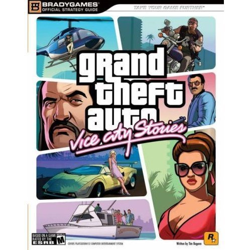 Grand Theft Auto: Vice City Stories Official Strategy Guide (PS2 Version)