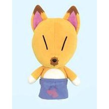 Animal Crossing 7'' Plush Doll Collection 3: Crazy Redd